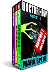 Doctor How ebook boxed set: Books 1-3