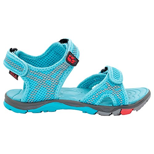 Jack Wolfskin Acora Splash Sandal Girl lake blue
