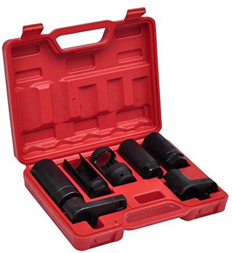 Preisvergleich Produktbild vidaXL Werkzeug Satz 7-tlg. Einspritzdüsen Lambdasonden Spezial Stecknüsse