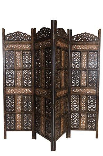 Marrakech Accessoires–Panel de Madera Krishna 200x 180cm de