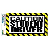 Graphics and More Vorsicht Student Driver Mag-Neato 's-TM Automotive Auto Motorhaube Kofferraum Kühlschrank Locker Vinyl Magnet
