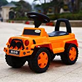 #4: GoodLuck Baybee Kids Ride On Jeep Push Car for Toddlers Baby Jeep Toy Children Rider & Infant Baby Jeep Power Wheel Toys | Kids Suitable for Boys & Girls(1-2 Years)(Orange)