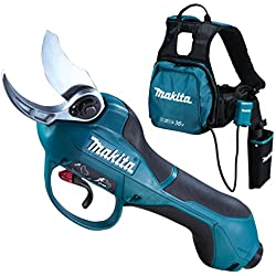 Makita DUP361PT2 33mm 18V Ión de litio Negro, Azul tijera de podar inalámbrica - Accesorio (18 V, Ión de litio, 3,9 kg)