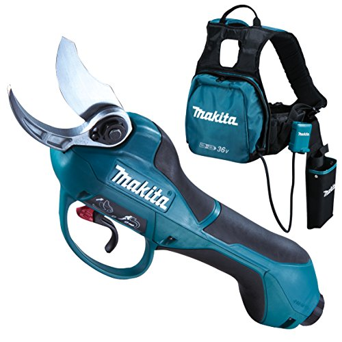 Makita DUP361PT2 power pole saw 3,9 kg - Power Pole Saws (18 V, Batería, Negro,...