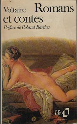 Romans et contes par Voltaire