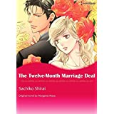 [50P Free Preview] The Twelve-Month Marriage Deal (Harlequin comics)