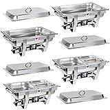 Beeketal 4er Chafing Dish Set