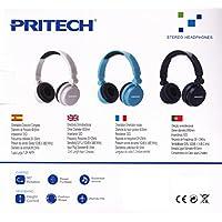 Pritech Auricular Audio DJ-style