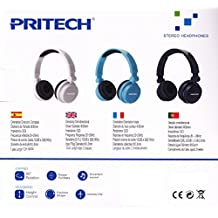 Pritech Auricular Audio DJ-style 8ffe0563d5c3