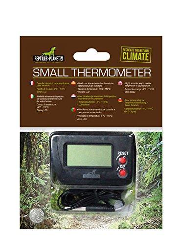 Reptiles Planet termómetro Digital terrarios Reptiles