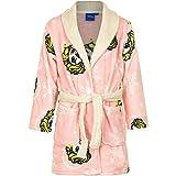 Peignoir La reine des Neiges 8 ans robe de chambre enfant rose