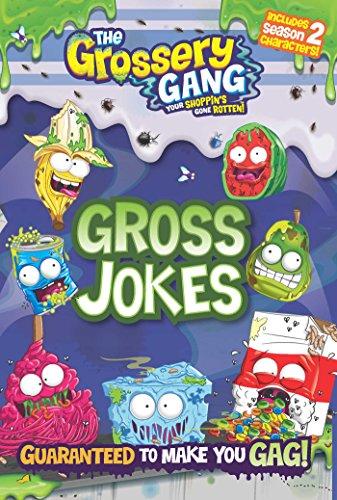 The Grossery Gang Gross Jokes por Sizzle Press