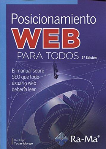 Posicionamiento Web para todos por RODRIGO TOVAR MONGE