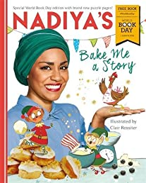 Nadiya's Bake Me a Story: World Book Day 2018