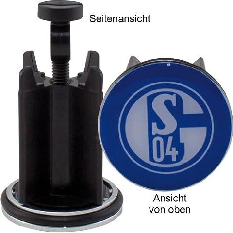 Schalke 04 Waschbeckenstöpsel Logo