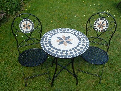 3-Stck-Metall-Mosaic-Bistro-Set-fr-2-Qualitt-Garten-Patio-fr-zwei-Personen-mit-2-Klappsthle-gesetzt-und-ein-60cm-Tisch