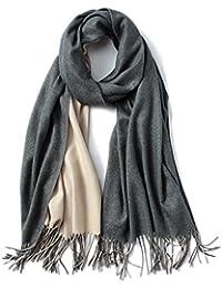 418383a818b Ladies Wool Shawl Pashmina Scarves Cashmere Scarf for Women Shawls Wraps