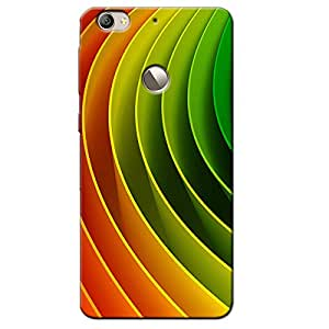 ABSTRACT CIRCLES BACK COVER LE ECO 1S