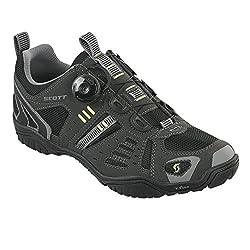 Scott Trail Boa Freizeit / Trekking Fahrrad Schuhe schwarz 2018: Größe: 42