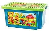 Ecoiffier Abrick Box, Multi Color (123 P...