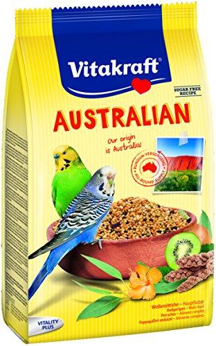 Vitakraft Sittichfutter Heimatfutter Australian 5x 800g