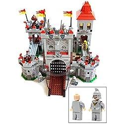 AUSINI di marca cavalieri castello set / king's fortress regni nuovo 1118pcs #27110