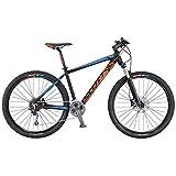 Scott Aspect 730 Black/Orange/Bleu
