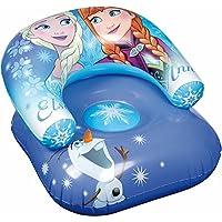 Disney, La Reine des Neiges 89963-S Strandsitz, aufblasbar, PVC, Blau, Einheitsgröße preisvergleich bei kinderzimmerdekopreise.eu