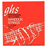 Ghs 250 rEGULAR lS pour mandoline silk/string steel loop end