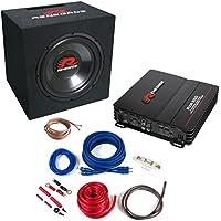 Renegade RBK550XL De 2 vías altavoz audio - Altavoces para coche (De 2 vías, 550 W)