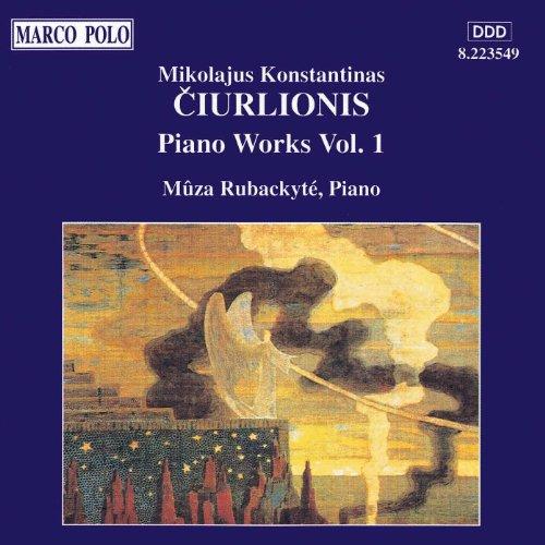 Ciurlionis: Piano Works, Vol. 1