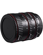 Zorbes WEIHE Auto Focus Macro Plastic Extension Tube for Canon EF S Lens