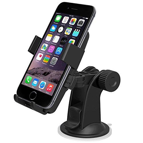 iOttie Easy One Touch Universal Car Mount Holder KFZ-Halter für iPhone 5s, 5c, 5, 4S, und Smartphone