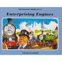The Railway Series No. 23 : Enterprising Engines (Classic Thomas the Tank Engine)