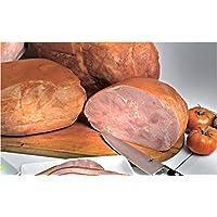 Lacón ahumado sin hueso envasado al vacío de peso unos 4,6 kg.