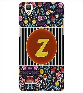 PrintDhaba GRANDbet Z D-3149 Back Case Cover for OPPO F1 (Multi-Coloured)
