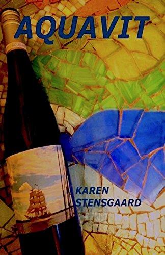 Aquavit (The Aquamarine Sea Book 1) by Karen Stensgaard