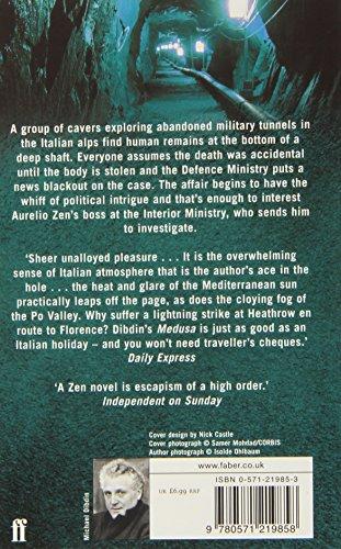 Medusa (Aurelio Zen Mystery)
