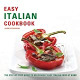 Easy Italian Cookbook (Easy Cookbook)