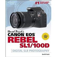 Canon EOS 100D Rebel – instruction manual