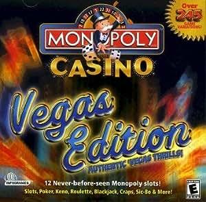 Monopoly Casino: Vegas Edition (anglais)