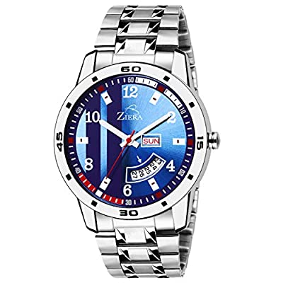ZIERA ZR930 Day and Date Boys Watch - for Men