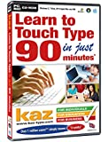 KAZ Version 20.5 - Learn To Touch Type in 90 Minutes (PC/Mac)