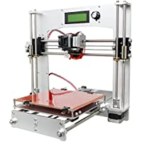 Geeetech® Aluminum I3 stabiles Gehäuse Selbstbau 3D-Drucker Bausatz, verarbeitet 5 Typen Filament, Desktop 3D-Drucker