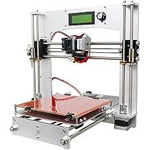 Geeetech Prusa I3 Auto-ensamblaje 3D de la impresora DIY kit de apoyo 6 tipos de filamento, impresora 3D de escritorio