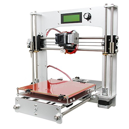 Geeetech® Impresora 3D I3 con marco de aluminio, Requiere montaje