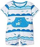 Boboli Baby Jungen Spieler 125075, Mehrfarbig (Bedruckt Wellen), Einheitsgröße (Herstellergröße:9M)