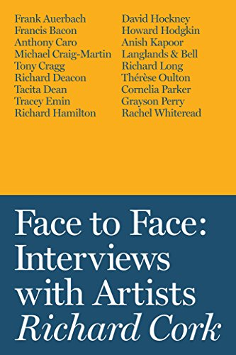 Face to Face: Interviews with Artists por Richard Cork