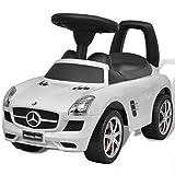 vidaXL Voiture Pousse-Pied Rangement Auto Véhicule à Pédales Jouet d'enfant