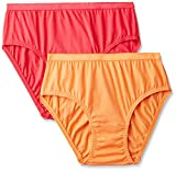 #8: Jockey Women's Cotton Hipster (Pack of 2) (Colors may vary)